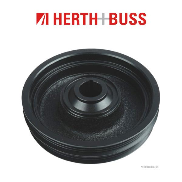 HERTH+BUSS JAKOPARTS Riemenscheibe Kurbelwelle für HONDA CR-V I 2.0 16V 4WD