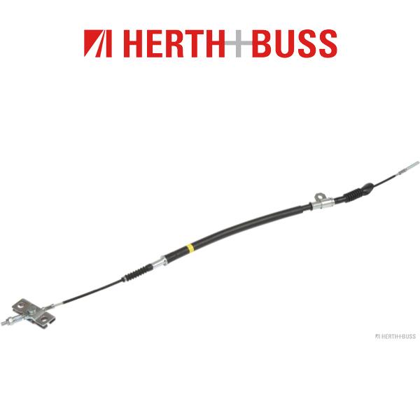 HERTH+BUSS JAKOPARTS Bremsseil für HYUNDAI H-1 Kasten 2.5 TD bis 10.2002 vorne