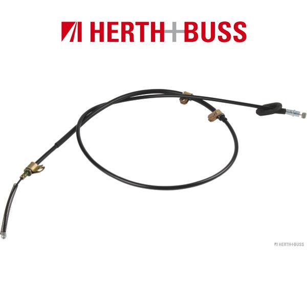 HERTH+BUSS JAKOPARTS Bremsseil für MITSUBISHI GRANDIS (NA_W) hinten links