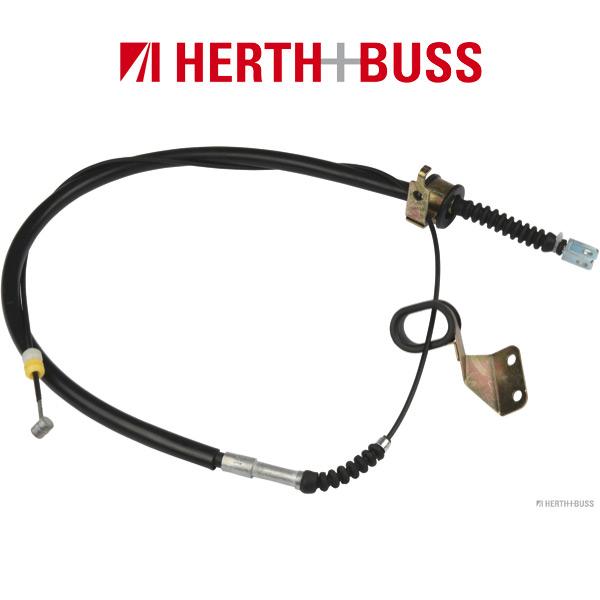HERTH+BUSS JAKOPARTS Bremsseil für TOYOTA MR 2 II (SW2_) 2.0 16V hinten rechts