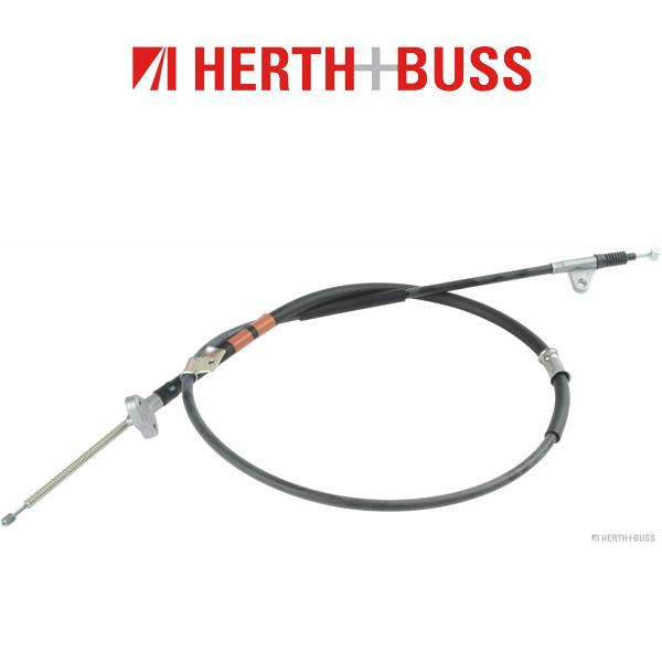 HERTH+BUSS JAKOPARTS J3932090 Bremsseil LEXUS ES TOYOTA Camry bis 11.2006 hinten rechts