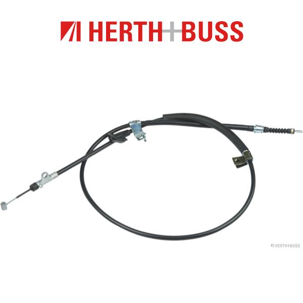 HERTH+BUSS JAKOPARTS Bremsseil für HONDA ACCORD VI Coupe (CG) 3.0 V6 hinten rec