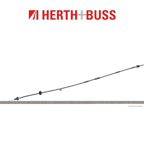 HERTH+BUSS JAKOPARTS Kupplungsseil Seilzug für SUZUKI JIMNY (FJ) 1.3 16V