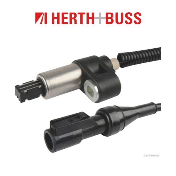 HERTH+BUSS JAKOPARTS ABS Sensor Raddrehzahl für KIA SHUMA (FB) hinten