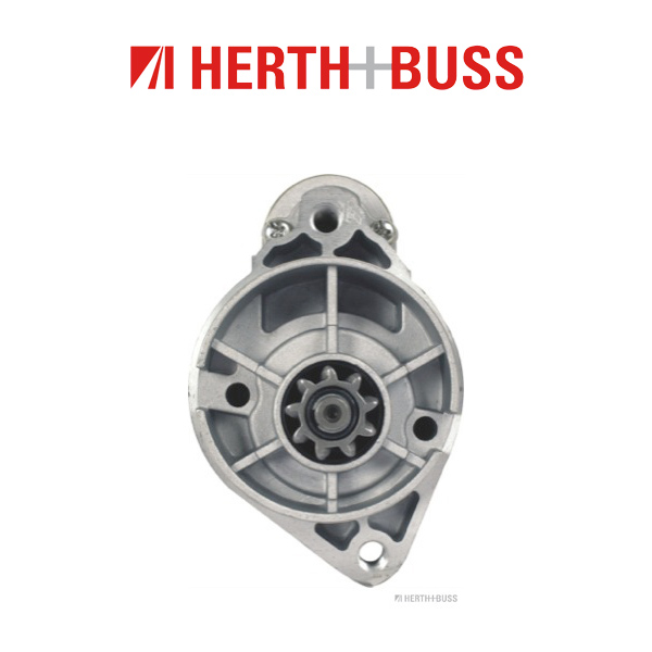HERTH+BUSS JAKOPARTS Anlasser Starter 12V 1,4 kW NISSAN Cherry 2 Pathfinder INFINITY QX40