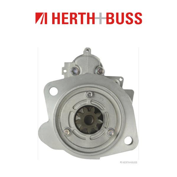 HERTH+BUSS JAKOPARTS Anlasser 12V 2,5 kW NISSAN Terrano 2 Interstar 3.0 Di