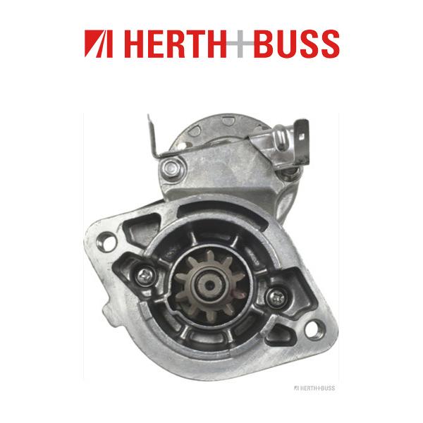 HERTH+BUSS JAKOPARTS Anlasser Starter 12V 2,2 kW TOYOTA Corolla (E10) Liteace Kasten 2.0D