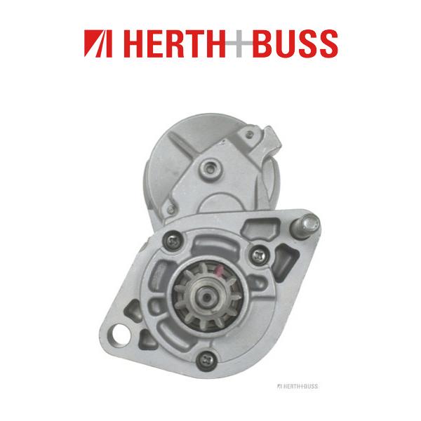 HERTH+BUSS JAKOPARTS Anlasser Starter 12V 2,7 kW TOYOTA 4 Runner Hiace 4 5 Land Cruiser
