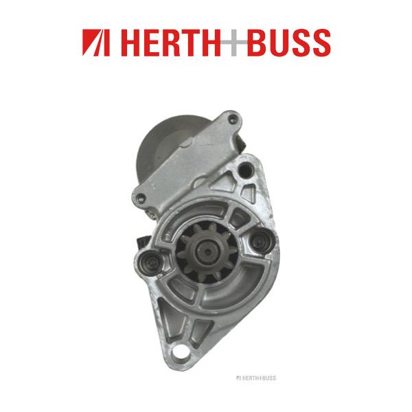 HERTH+BUSS JAKOPARTS Anlasser 12V 1,4 kW TOYOTA Yaris + Verso (P1 P2) 1.4 D-4D 75 PS