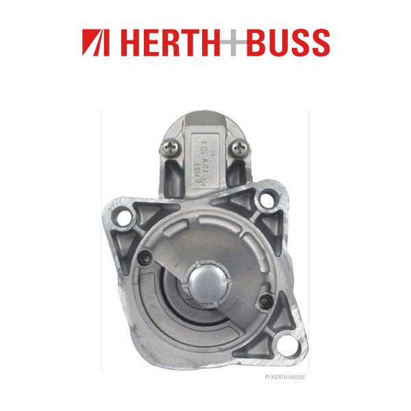 HERTH+BUSS JAKOPARTS Anlasser 12V 0,8 kW KIA Carens 1 2 Clarus Shuma 1 2 MAZDA 323 626