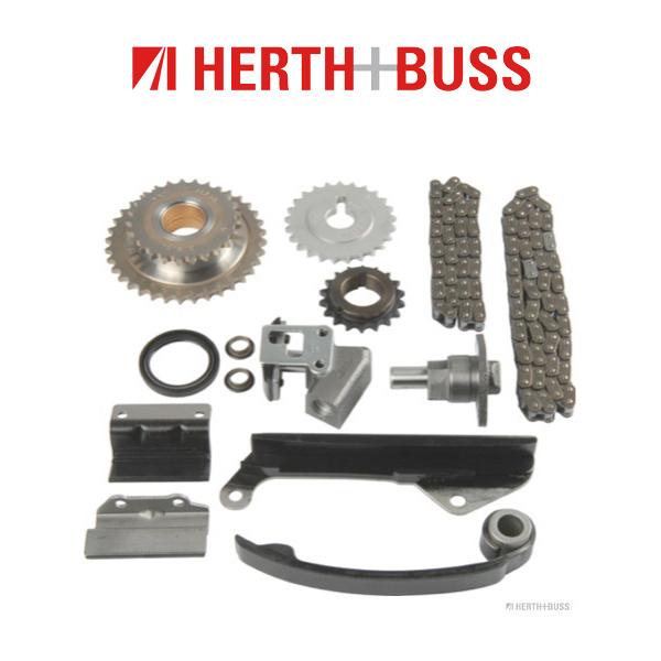 HERTH+BUSS JAKOPARTS Steuerkettensatz für NISSAN 100 NX PRIMERA Traveller SUNNY
