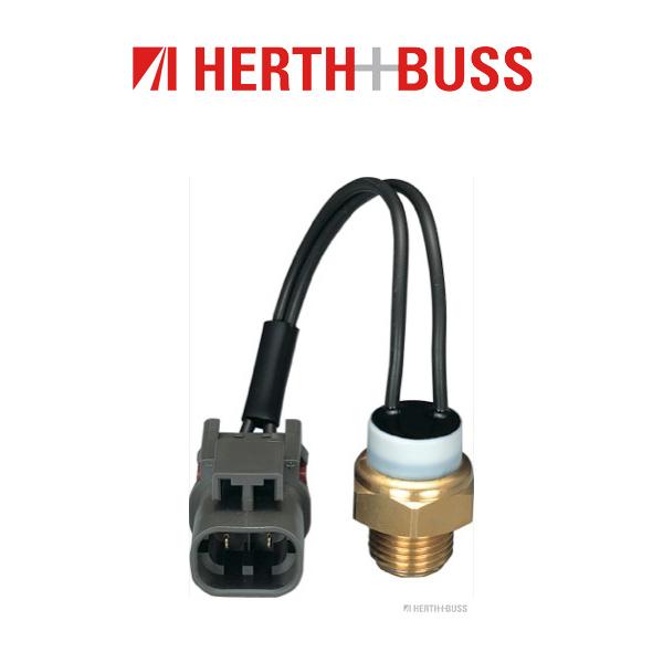 HERTH+BUSS JAKOPARTS Thermoschalter Motorkühlung für NISSAN PRAIRIE 2.0 / 4x4
