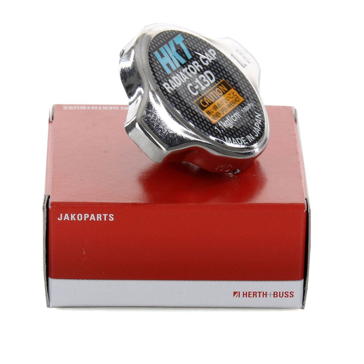HERTH+BUSS JAKOPARTS Kühlerdeckel Verschlussdeckel Kühlerverschluss J1542002