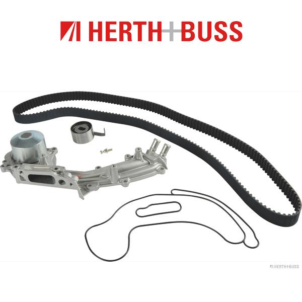 HERTH+BUSS JAKOPARTS Zahnriemensatz + Wasserpumpe für HONDA LEGEND III 3.2 i 24V