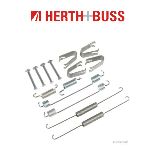 HERTH+BUSS JAKOPARTS Bremsbackenfedernsatz J3566005 für DAIHATSU HIJET hinten