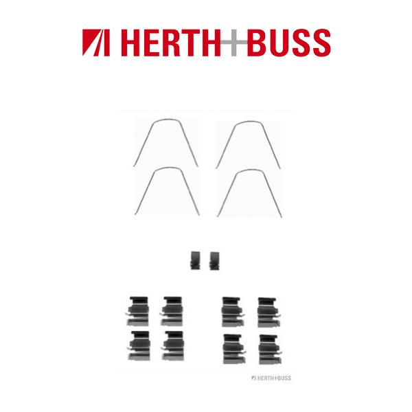 HERTH+BUSS Bremsen Bremsscheiben + Beläge für SUZUKI VITARA ET TA 2.0 16V vorne