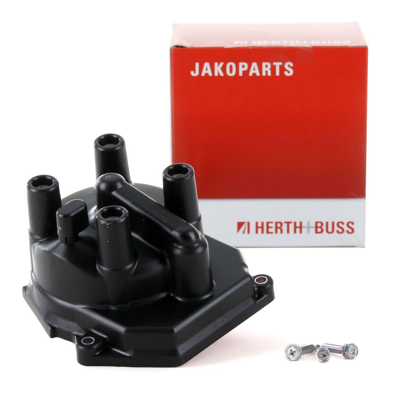 HERTH+BUSS JAKOPARTS Verteilerkappe für NISSAN MICRA II K11 1.0/1.3i 16V bis 01