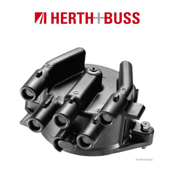 HERTH+BUSS JAKOPARTS Verteilerkappe für NISSAN PRAIRIE PRO (M11) 2.4 i 133 PS