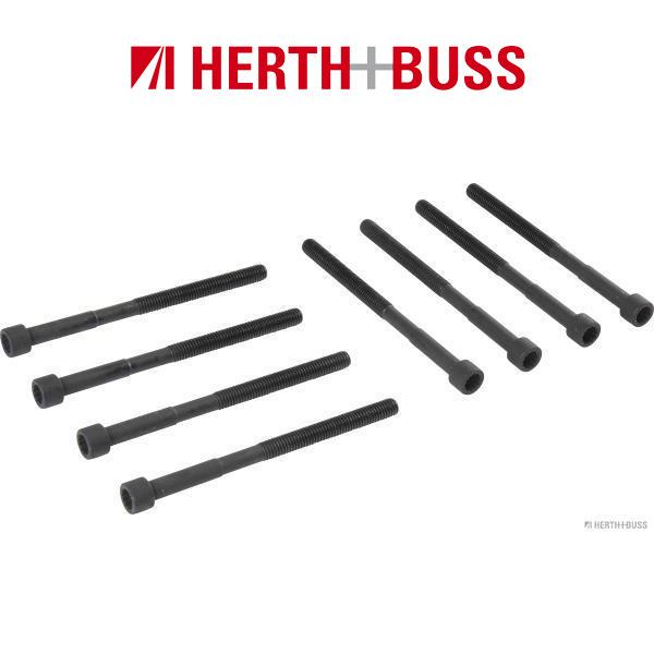 8x HERTH+BUSS JAKOPARTS Zylinderkopfschrauben HYUNDAI i10 KIA Cee'd Picanto 1.0