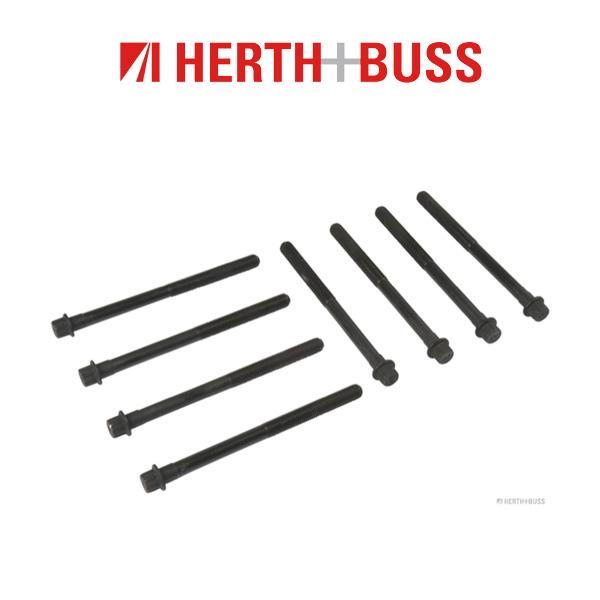 8x HERTH+BUSS JAKOPARTS Zylinderkopfschrauben HYUNDAI Tucson (JM) KIA Sportage