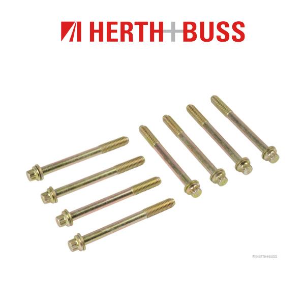 8x HERTH+BUSS JAKOPARTS Zylinderkopfschrauben SUZUKI Swift 2 1.0 50 53 54 PS