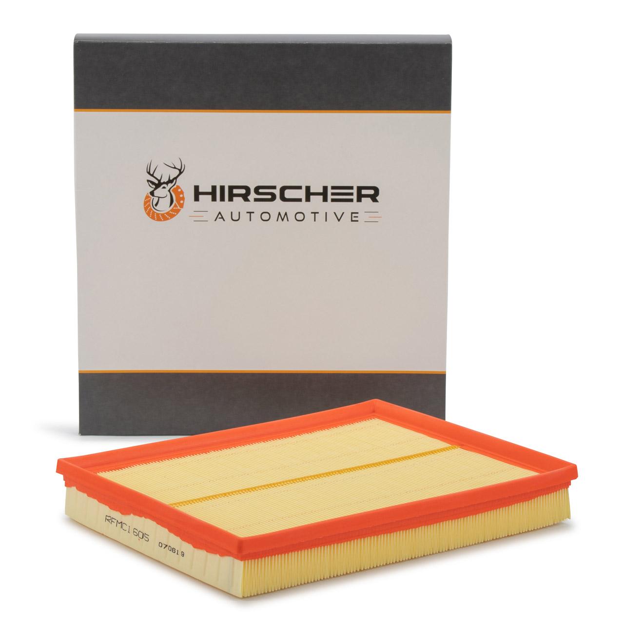 HIRSCHER Luftfilter OPEL Astra G H Speedster Zafira A Zafira B 5834282 93192885