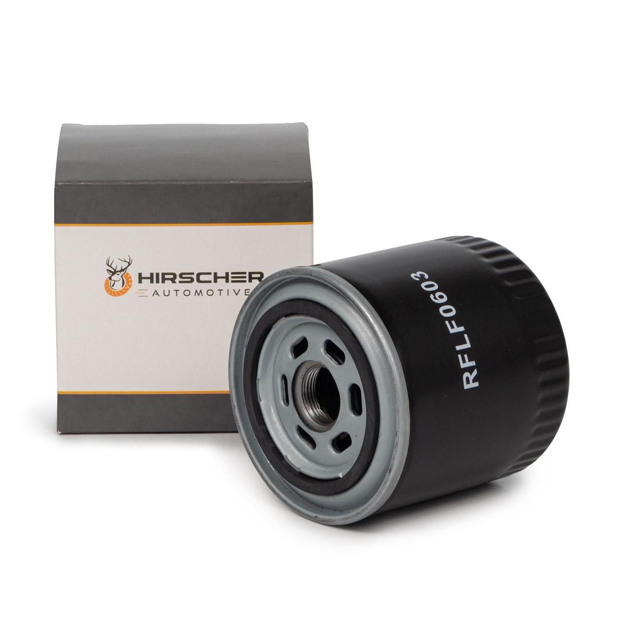 HIRSCHER Ölfilter FORD Cougar Mondeo 1 2 3 2.5 V6 3.0 V6 ST200 ST220 5191626