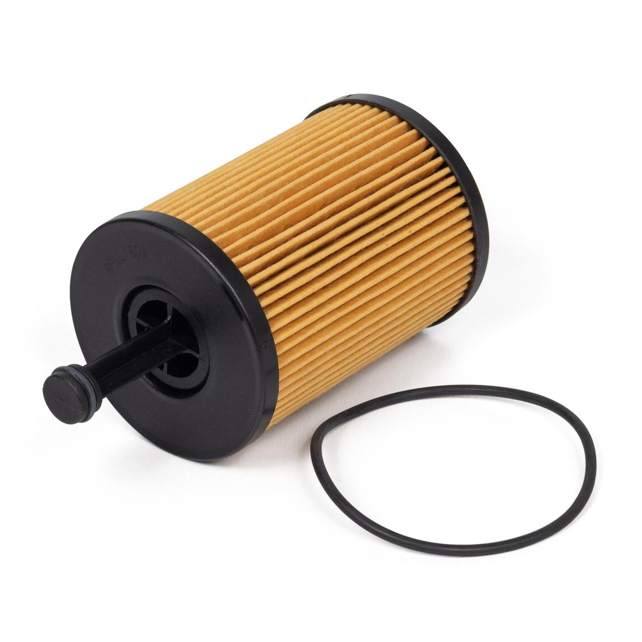 Inspektionskit Filterpaket Filterset für Audi A4 (8E B7) 2.0TDI 121-170 PS