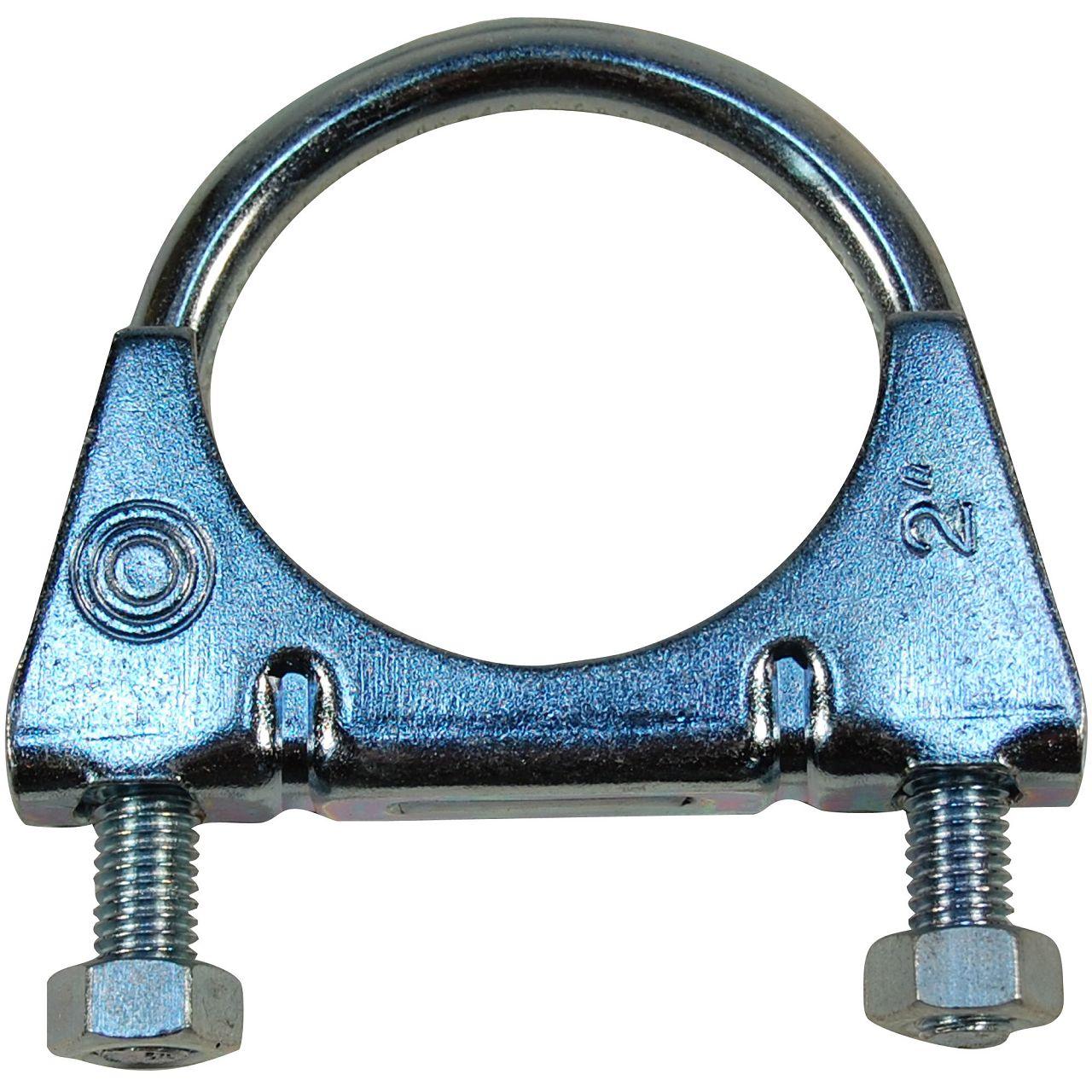 HJS Rohrschelle Rohrverbinder Bügelschelle Auspuff Abgasanlage M8 Ø 50 mm