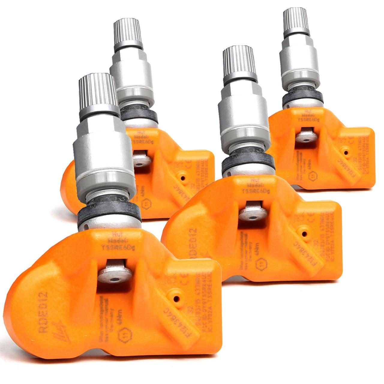 4x HUF Reifendrucksensor BMW 5er F10 F11 6er F12 F13 F06 7er F01-04 X1 X3 X4 Z4