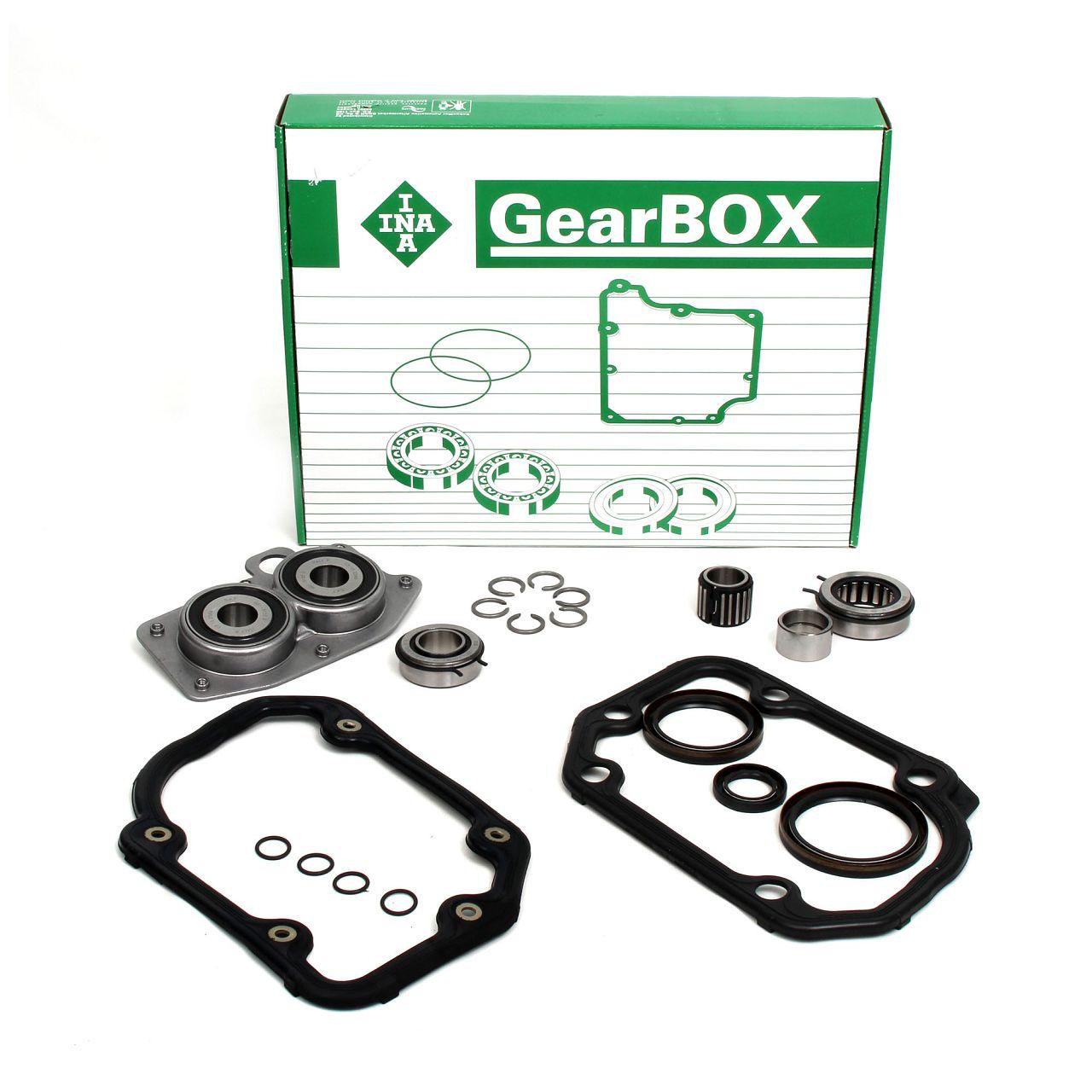 INA Reparatursatz Schaltgetriebe GEARBOX 462005510 für AUDI SEAT SKODA VW 02T