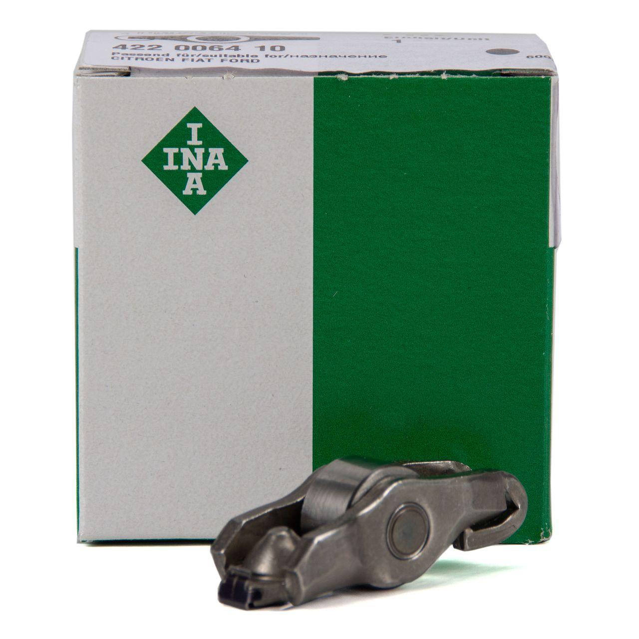 INA Kipphebel Schlepphebel für OPEL CORSA C D E FIAT TIPO 500 PANDA 1.3 DIESEL