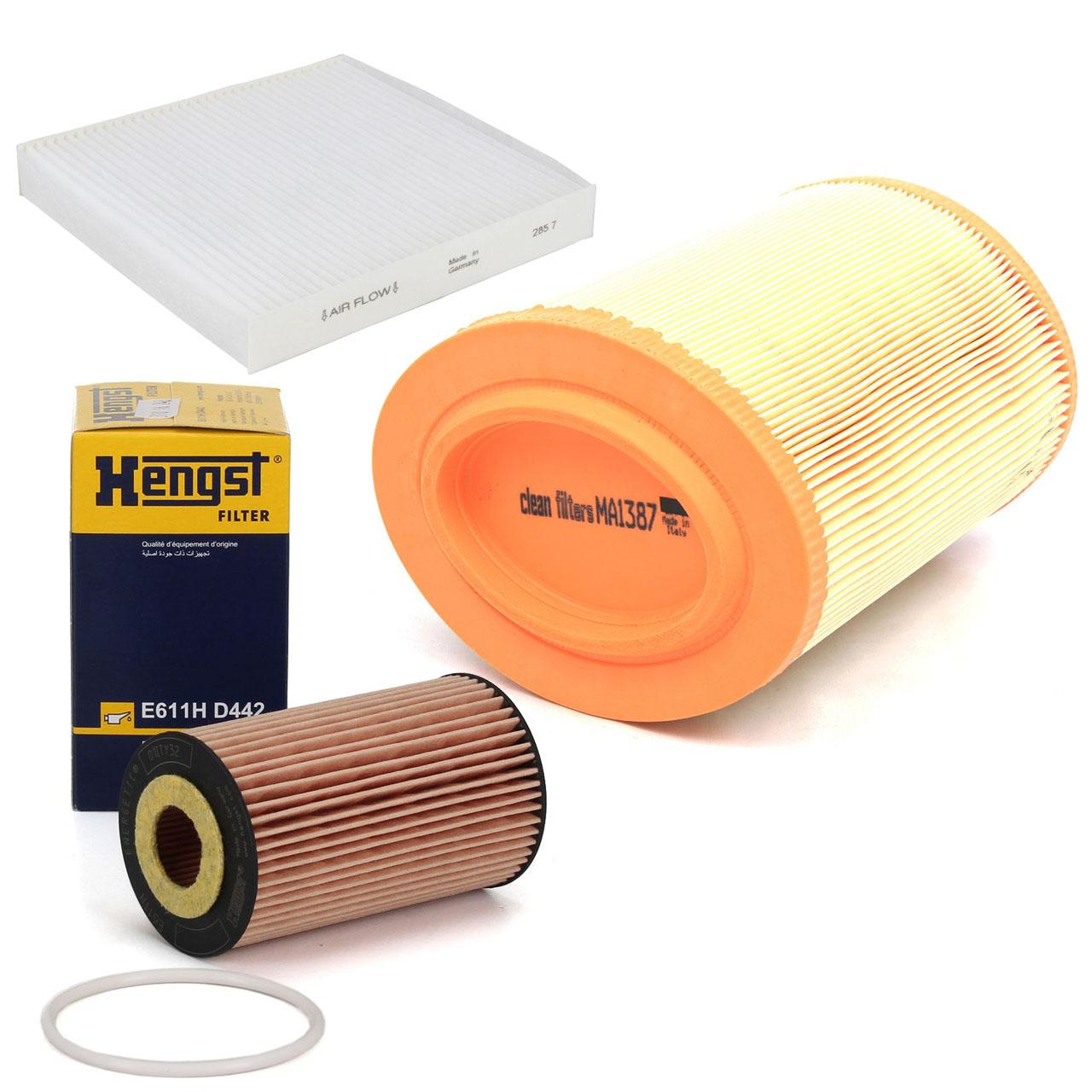 Inspektionskit Filterpaket Filterset Alfa Romeo 159 (939) 1.8 MPI 140 PS