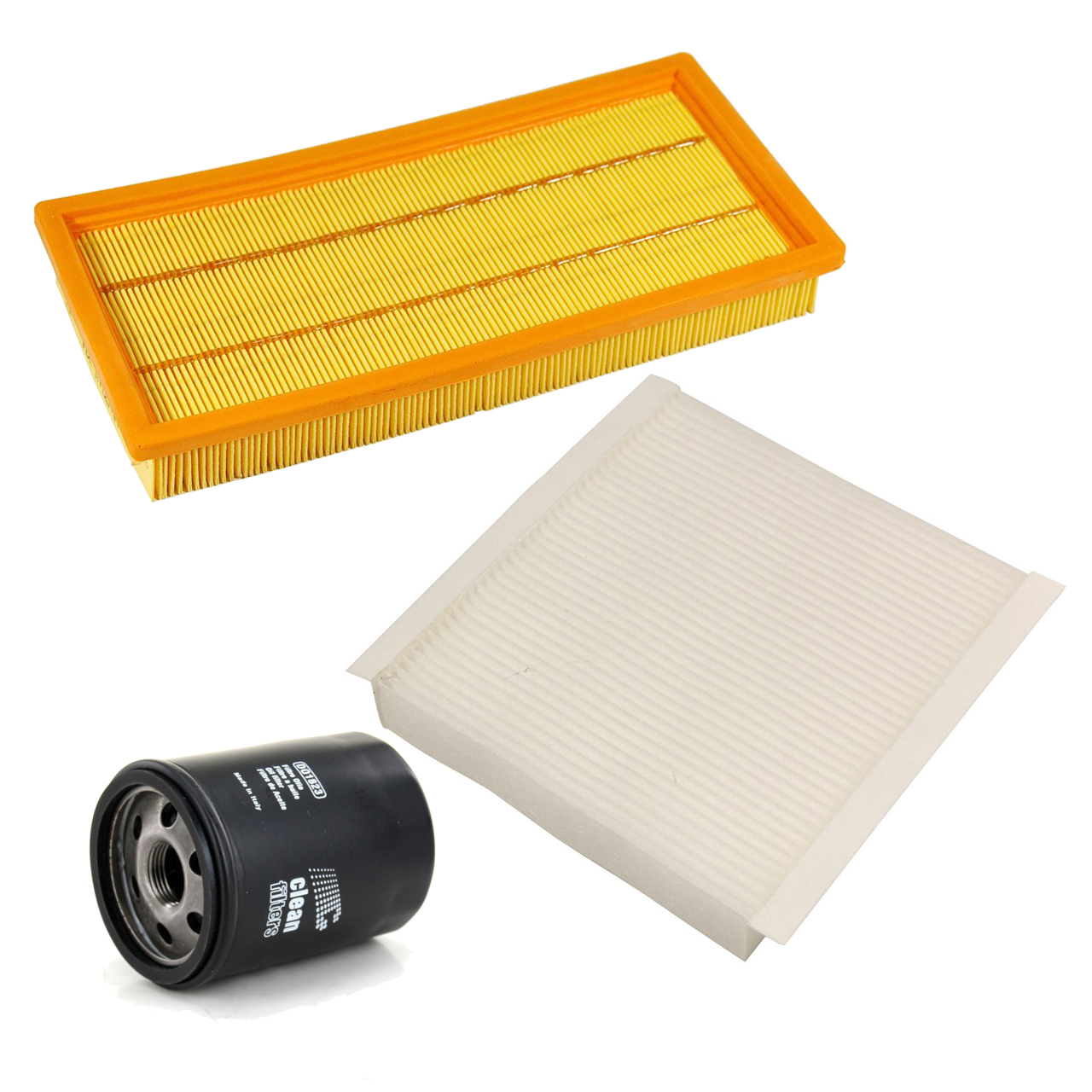 Inspektionskit Filterpaket Filterset FIAT Doblo 263 Tipo 356 1.4 95 PS