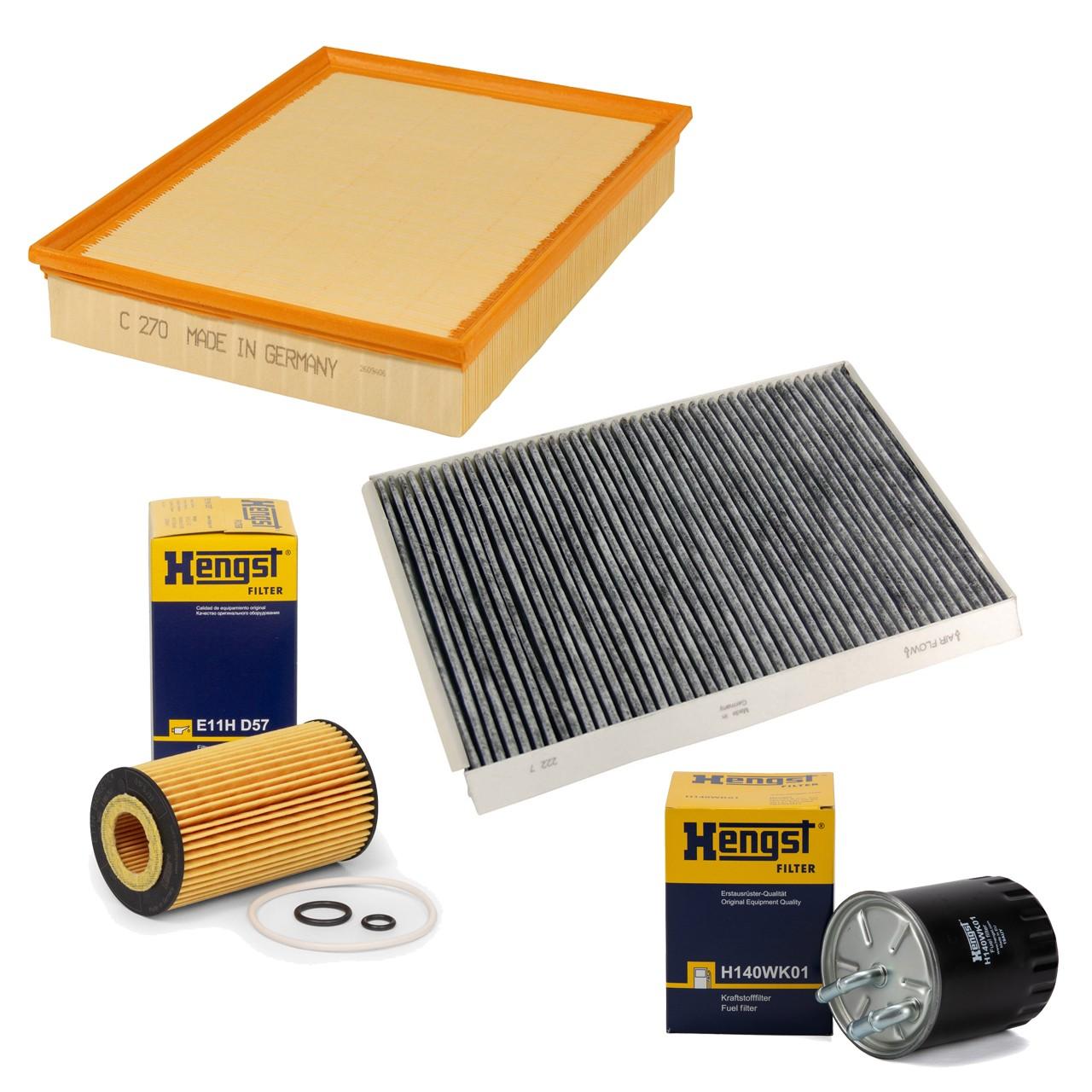 Inspektionskit MERCEDES-BENZ Sprinter 906 09/11/13/15CDI 88-150 PS OM646