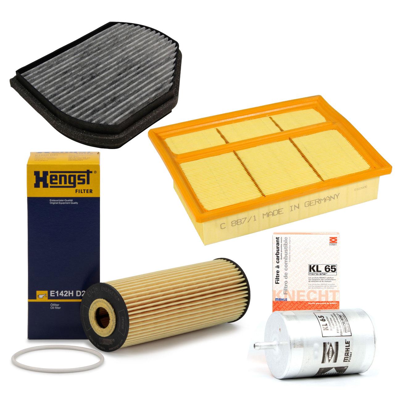 Filterpaket Filterset für Mercedes W202 180-63AMG C208 200 230 Kompressor