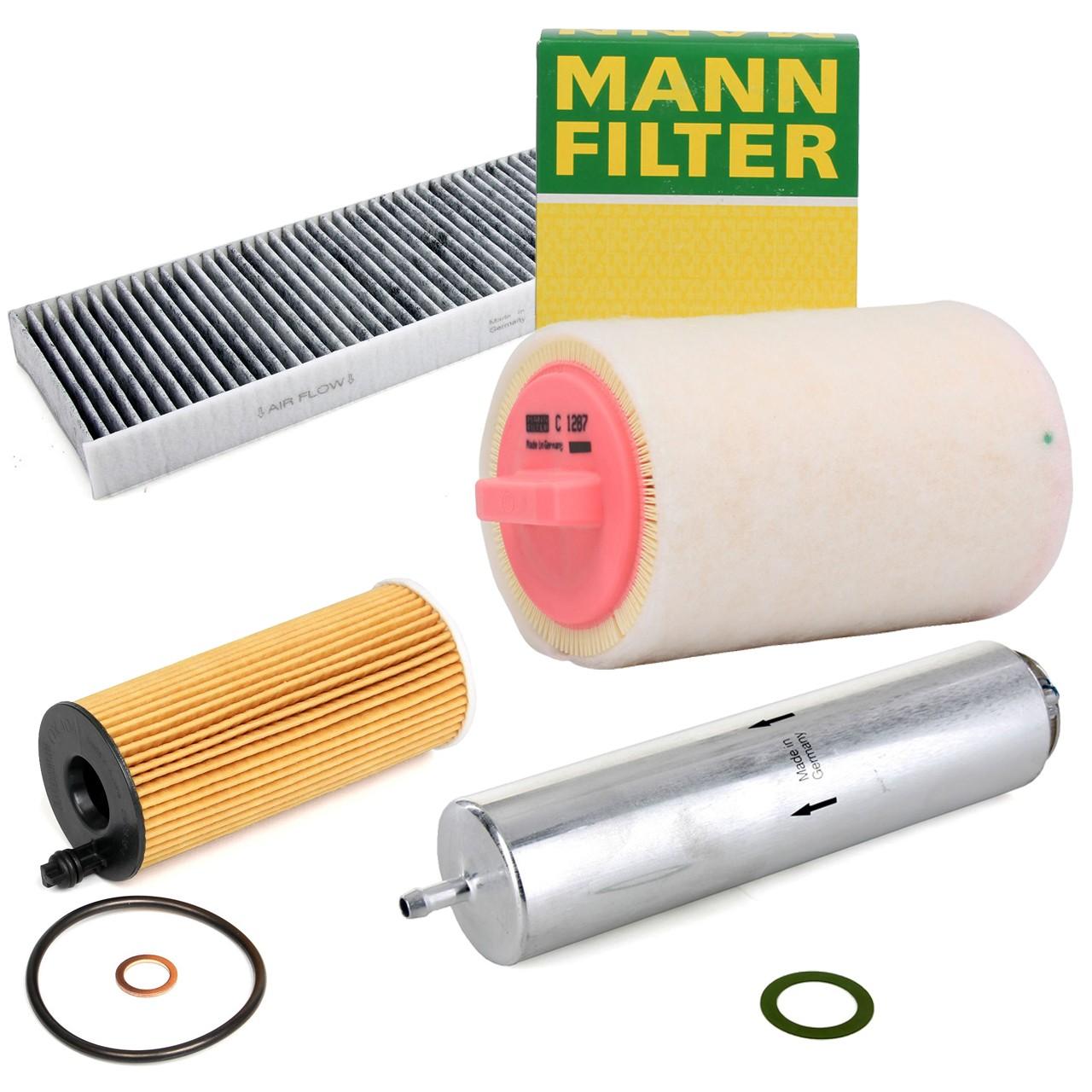 Filterset für MINI R56 R57 R55 R60 R58 R61 R59 ONE D / COOPER D / SD 90-143 PS