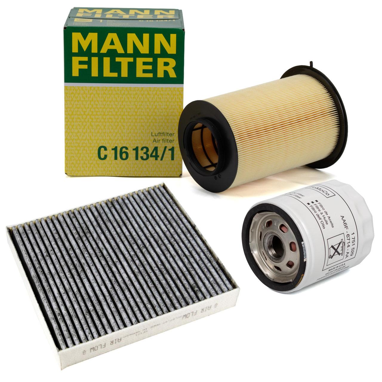 Inspektionskit FORD C-Max DM2 1.8 / Flexifuel + 2.0 / LPG / CNG 122-145 PS