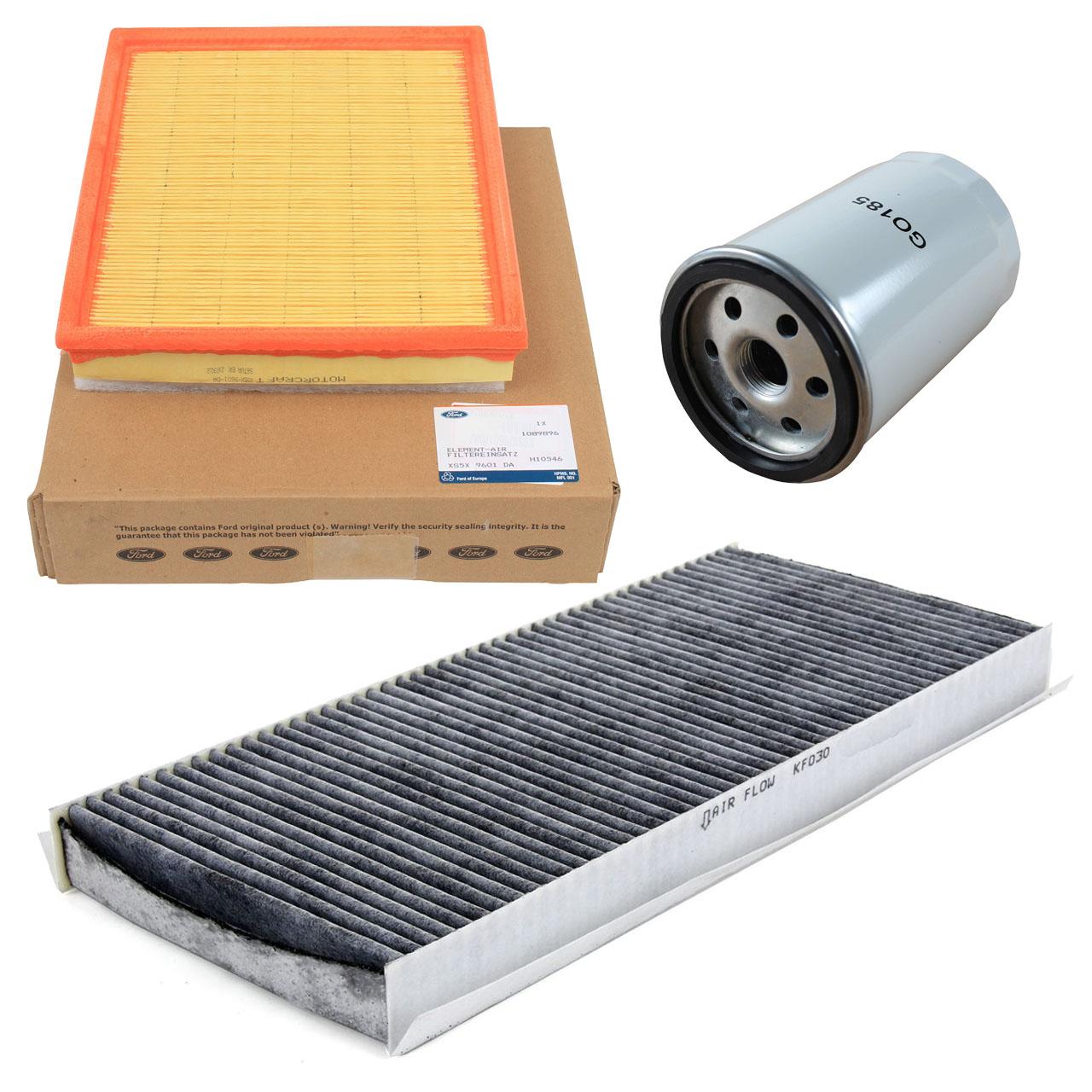 Filterset Filterpaket FORD Ka (RB_) Street Ka (RL2) 1.0i 1.3i 1.6i 52-95 PS