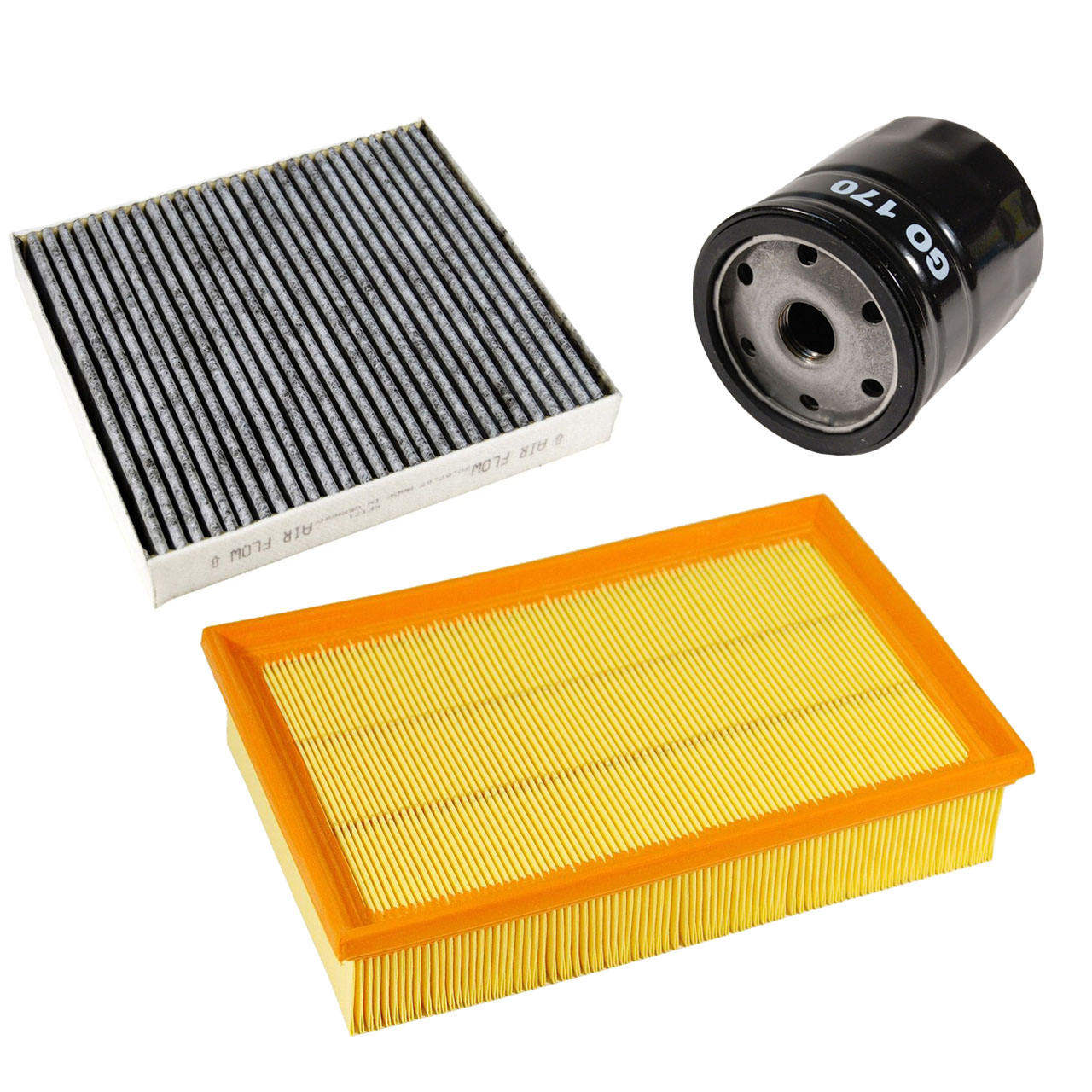 Filterpaket Filterset für Ford Focus C-Max 1.8 120-125 PS 2.0 145 PS
