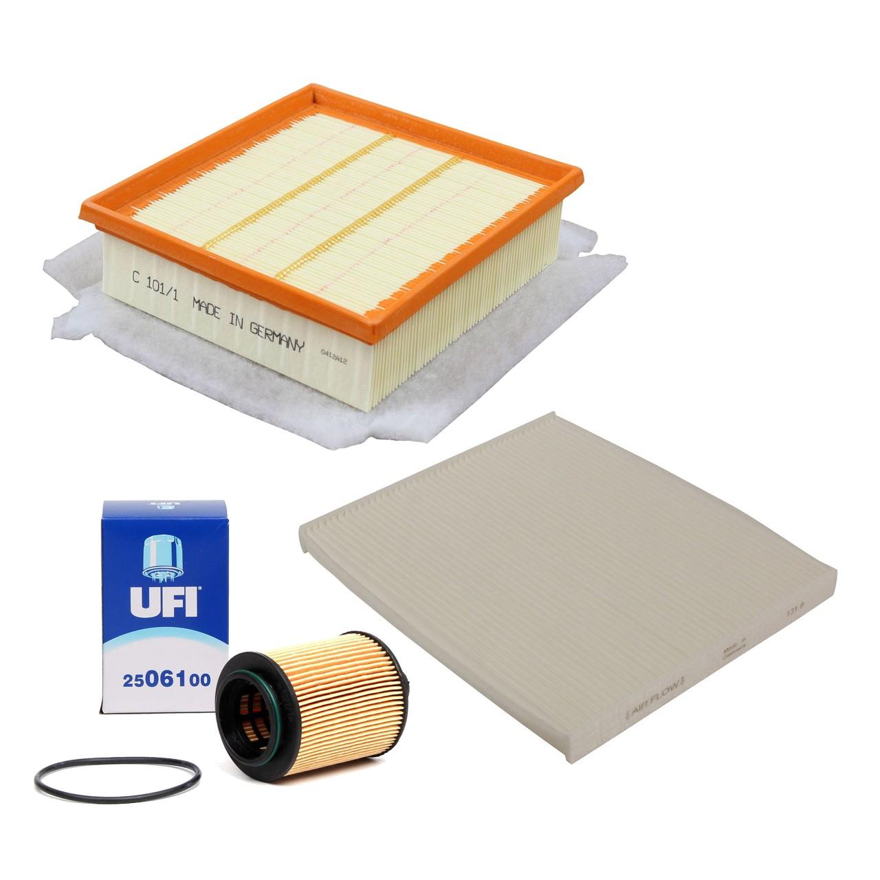 Inspektionskit Filterpaket Filterset für Opel Corsa D 1.3CDTI 75 PS 95 PS