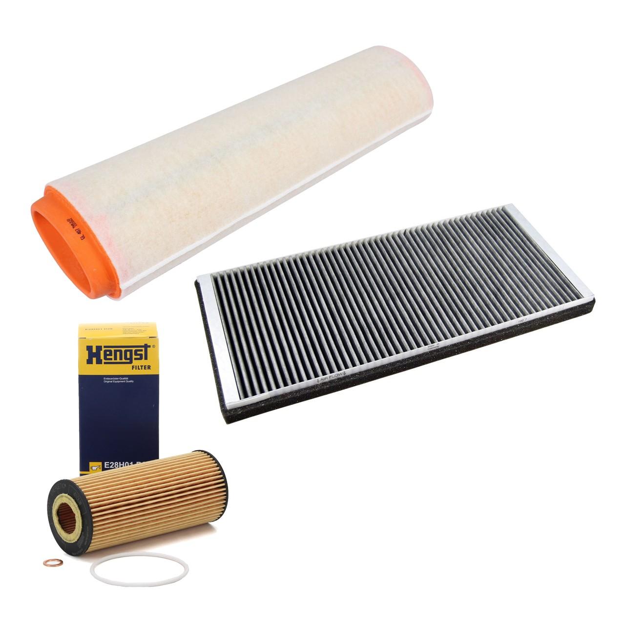 Inspektionskit Filterpaket Filterset für BMW X5 E53 3.0d 211 / 218 PS