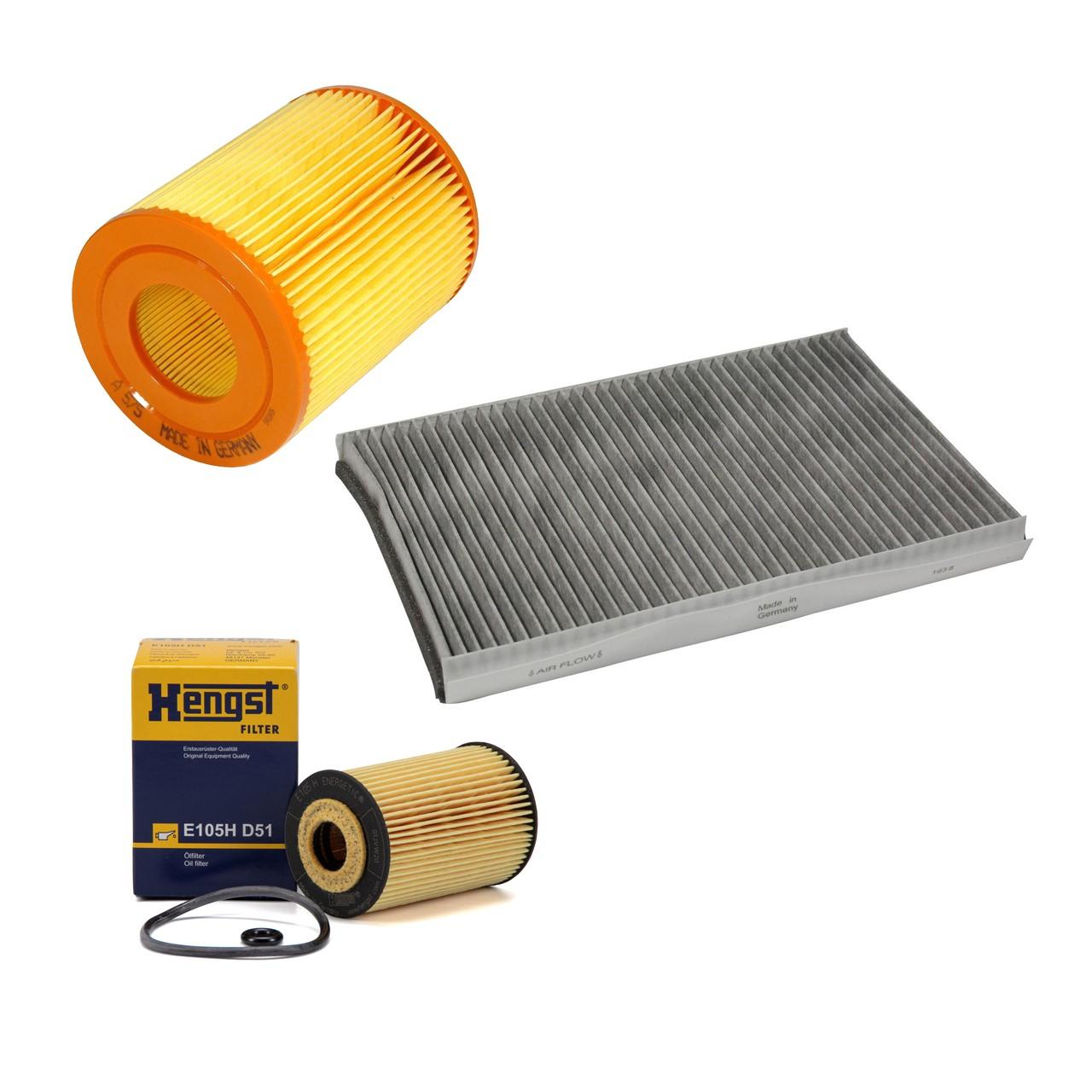 Filterpaket Filterset für Mercedes W168 A140-210 Vaneo 414 1.6 1.9