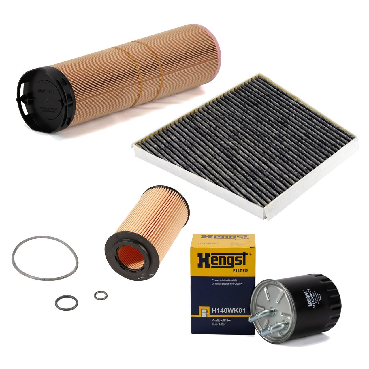 Inspektionskit MERCEDES E-Klasse W211 S211 E200/220/270CDI OM646 bis Fgst.