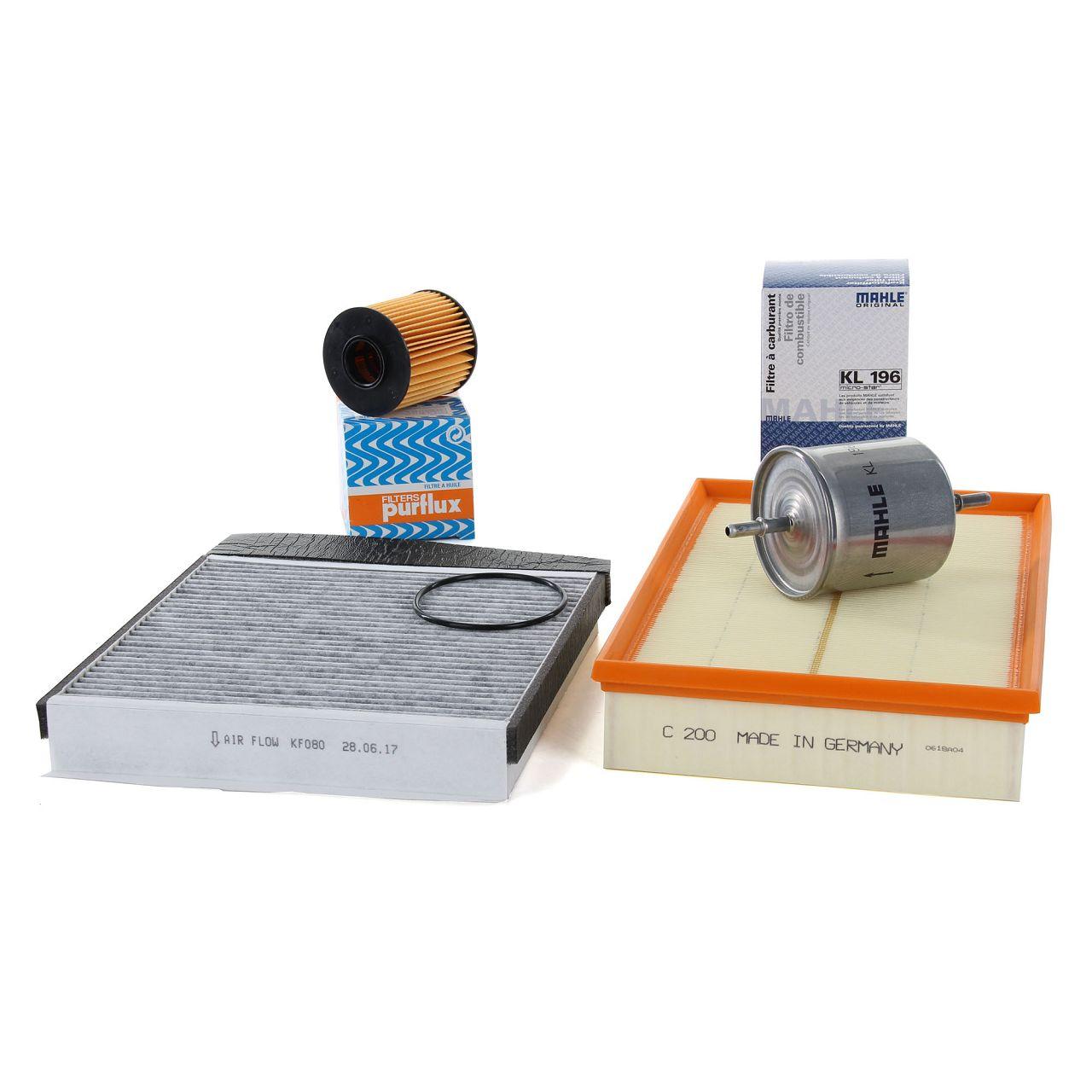 Inspektionskit für VOLVO S60 I S80 I V70 II XC70 CROSS COUNTRY 2.0 2.3 2.4 2.5