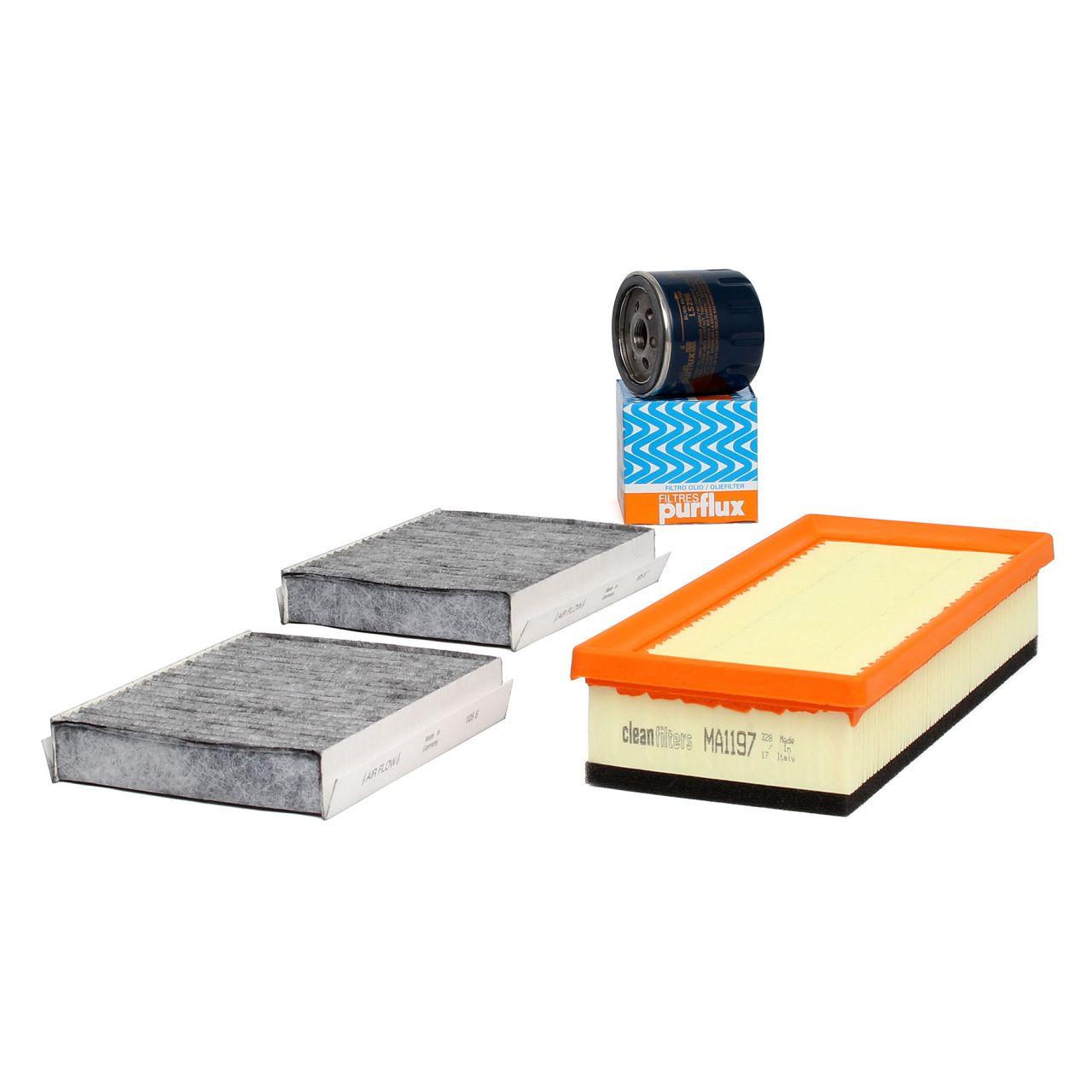 Inspektionskit Filterpaket ALFA ROMEO 147 (937) 1.6/2.0 16V 105-150 PS
