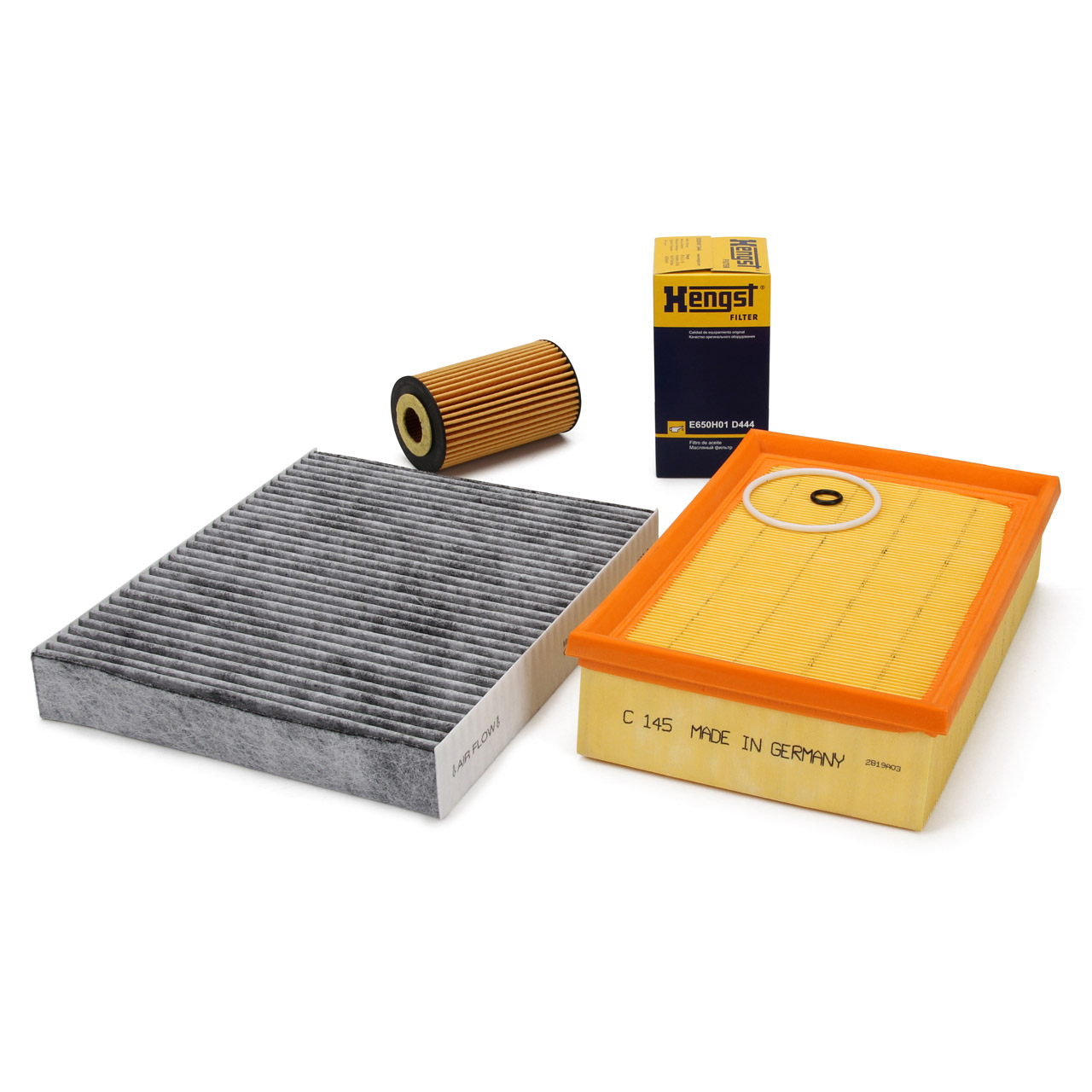 Inspektionskit Filterpaket für OPEL MOKKA / MOKKA X 1.6 CDTI / 4x4 110/136 PS