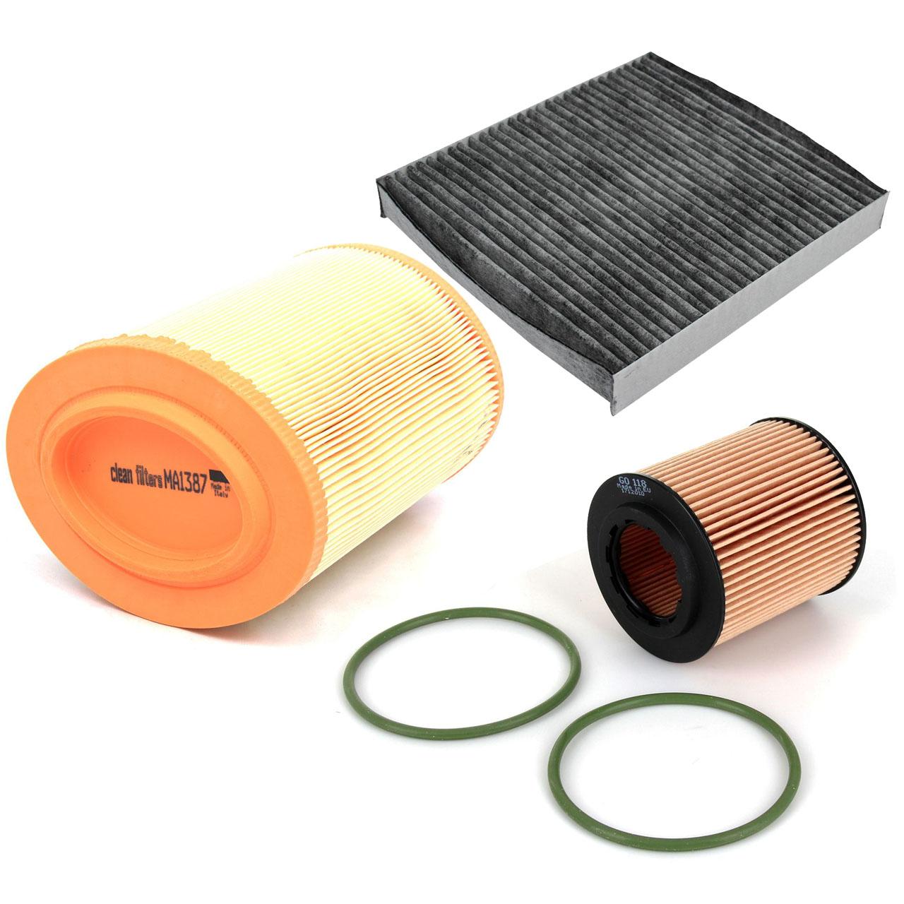 Inspektionskit Filterpaket Filterset ALFA ROMEO 159 (939) 1.9 JTDM 115-150 PS