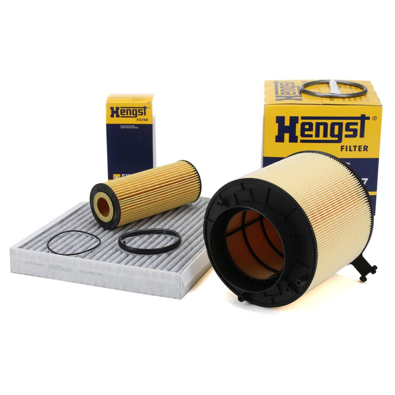 Filterset für AUDI A4 (B8) A5 (8T 8F) Q5 (8RB) 3.0 TFSI 3.2 FSI S4 S5 SQ5 TFSI