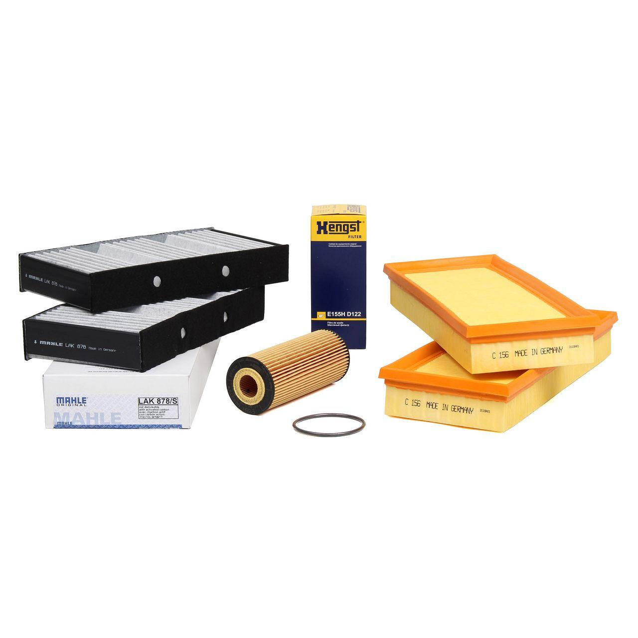 Inspektionskit MERCEDES GL X166 GLE W166 C292 GLS X166 500/63 AMG M278 M157
